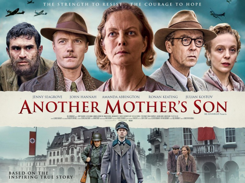 movie poster for the film Another Mothers Son