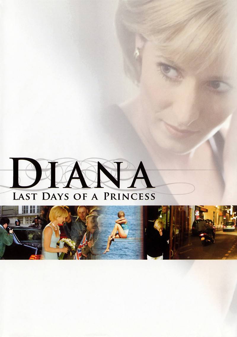 DVD cover of the show Diana Last Days Of A Princess
